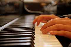 Jazz Piano Chord Voicings Secret